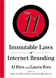 Book Cover The 11 Immutable Laws of Internet Branding