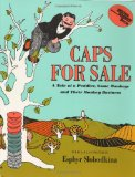 Book Cover Caps for Sale: A Tale of a Peddler, Some Monkeys and Their Monkey Businesss