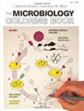 Book Cover The Microbiology Coloring Book