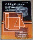 Book Cover SOLVING PROBLEMS IN CHEMISTRY ~ with emphasis on Stoichiometry & Equilibrium & Applications in Agriculture, Marine, Biological, Medical & Environmental Sciences & Industrial Chemistry