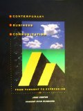 Book Cover Contemporary Business Communication: From Thought to Expression