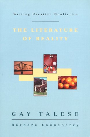 Book Cover Writing Creative Nonfiction: The Literature of Reality