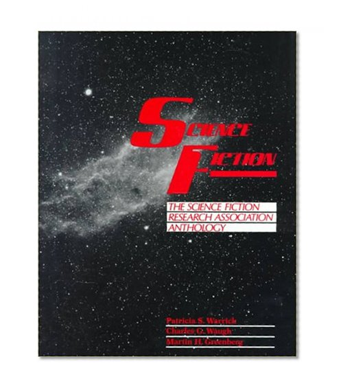 Book Cover Science Fiction: The Science Fiction Research Association Anthology