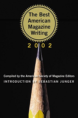 Book Cover The Best American Magazine Writing 2002