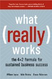 Book Cover What Really Works: The 4+2 Formula for Sustained Business Success