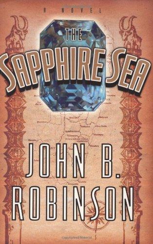 Book Cover The Sapphire Sea