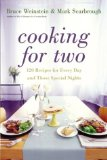Book Cover Cooking for Two: 120 Recipes for Every Day and Those Special Nights