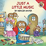 Book Cover Little Critter: Just a Little Music