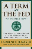 Book Cover A Term at the Fed: An Insider's View