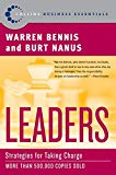 Book Cover Leaders: Strategies for Taking Charge (Collins Business Essentials)