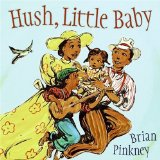 Book Cover Hush, Little Baby