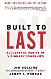 Book Cover Built to Last: Successful Habits of Visionary Companies