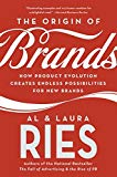 Book Cover The Origin of Brands: How Product Evolution Creates Endless Possibilities for New Brands