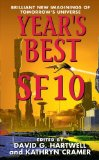 Book Cover Year's Best SF 10 (Year's Best SF (Science Fiction))