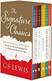 Book Cover C. S. Lewis Signature Classics: Mere Christianity, The Screwtape Letters, A Grief Observed, The Problem of Pain, Miracles, and The Great Divorce (Boxed Set)