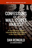 Book Cover Confessions of a Wall Street Analyst