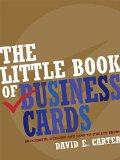 Book Cover Little Book of Business Cards, The