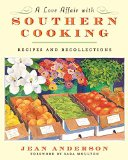 Book Cover A Love Affair with Southern Cooking: Recipes and Recollections