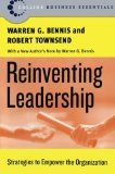 Book Cover Reinventing Leadership: Strategies to Empower the Organization (Collins Business Essentials)