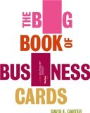 Book Cover The Big Book of Business Cards