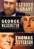 Book Cover American Presidents Eminent Lives Boxed Set: George Washington, Thomas Jefferson, Ulysses S. Grant
