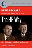 Book Cover The HP Way: How Bill Hewlett and I Built Our Company (Collins Business Essentials)