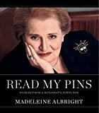 Book Cover Read My Pins: Stories from a Diplomat's Jewel Box