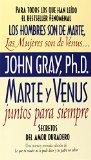 Book Cover Marte y Venus juntos para siempre: secretos del amor duradero