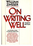 Book Cover On Writing Well: An Informal Guide to Writing Nonfiction (Revised)