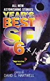 Book Cover Year's Best SF 6 (Year's Best SF (Science Fiction))