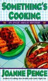 Book Cover Something's Cooking: An Angie Amalfi Mystery (Angie Amalfi Mysteries)
