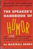 Book Cover Speaker's Handbook of Humor
