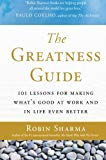 Book Cover The Greatness Guide: 101 Lessons for Making What's Good at Work and in Life Even Better