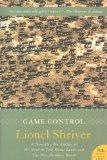 Book Cover Game Control: A Novel