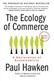 Book Cover The Ecology of Commerce Revised Edition: A Declaration of Sustainability (Collins Business Essentials)