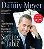 Book Cover Setting the Table Low Price CD: The Transforming Power of Hospitality in Business
