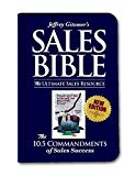 Book Cover The Sales Bible: The Ultimate Sales Resource, New Edition