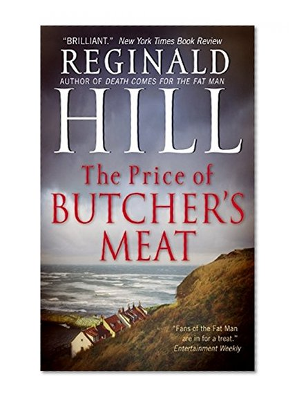 Book Cover The Price of Butcher's Meat (Dalziel and Pascoe)