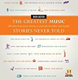 Book Cover The Greatest Music Stories Never Told: 100 Tales from Music History to Astonish, Bewilder, and Stupefy (The Greatest Stories Never Told)