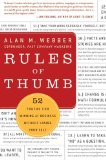 Book Cover Rules of Thumb: 52 Truths for Winning at Business Without Losing Your Self