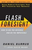Book Cover Flash Foresight: How to See the Invisible and Do the Impossible