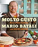 Book Cover Molto Gusto: Easy Italian Cooking