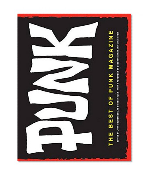 Book Cover The Best of Punk Magazine