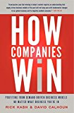 Book Cover How Companies Win: Profiting from Demand-Driven Business Models No Matter What Business You're In