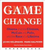 Book Cover Game Change CD