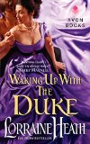 Book Cover Waking Up With the Duke (London's Greatest Lovers)