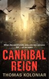 Book Cover Cannibal Reign (Harper Thriller)