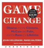 Book Cover Game Change Low Price: Obama and the Clintons, McCain and Palin, and the Race of a Lifetime