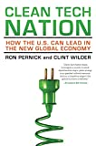 Book Cover Clean Tech Nation: How the U.S. Can Lead in the New Global Economy