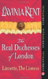 Book Cover Linnette, The Lioness (Real Duchesses of London)